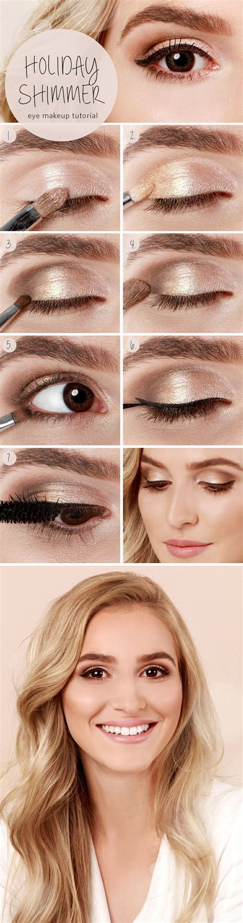 Eyeshadow Recommended 10 eye makeup tutorials from to turn you into a
