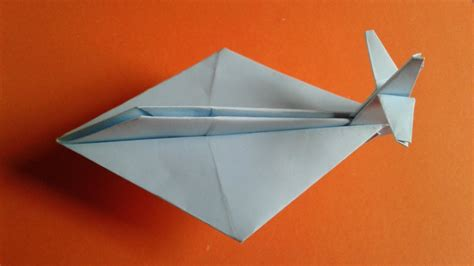 Origami Airplane Easy - how to make a simple paper plane easy paper airplane for