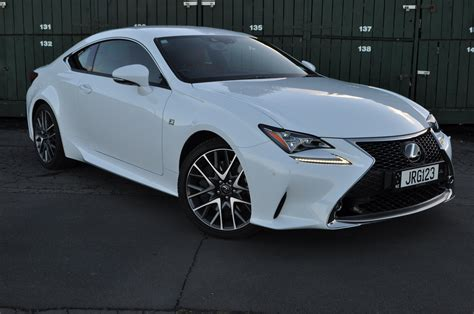 Lexus New Car by Lexus Rc200t F Sport 2016 New Car Review Trade Me