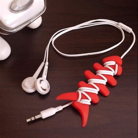 Ekslusivelterbatas Wireclips Winder Penggulung Kabel Organizer 21 best headphone keeper diys images on organizers cable organizer and ear phones