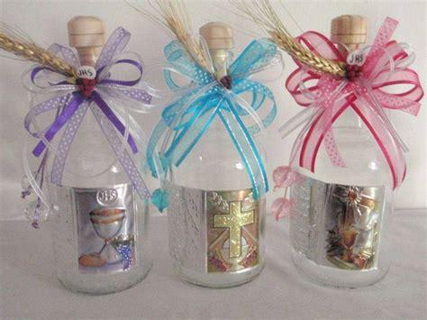 recuerdos en botella primera comunion decoraci 243 n de botellas para primera comuni 243 n mejores 12 ideas