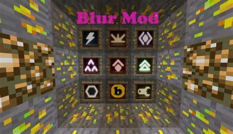 mod game blur mod details