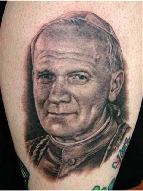 Wedding Quotes Paul Ii by Pope Paul Ii Inspired Tattoos