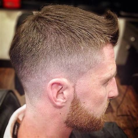 combed fade forward ivy league haircut 20 modern preppy looks