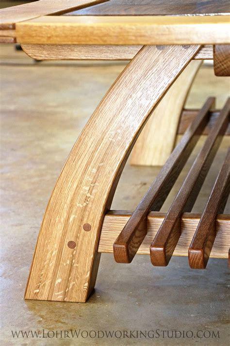 walnut coffee table legs coffee table leg shelf detail lohr jpg joinery