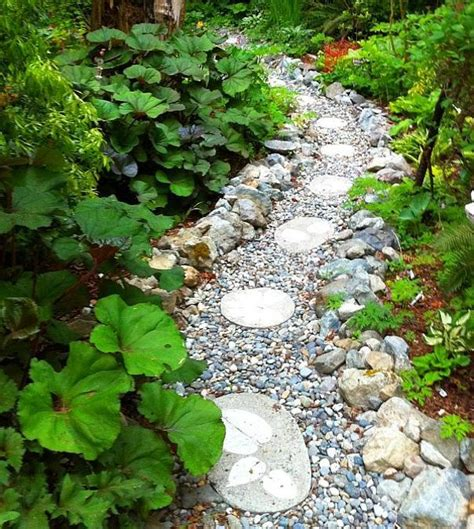 Garden Paths Ideas 25 Unique Backyard Landscaping Ideas And Garden Path Designs With Pebbles