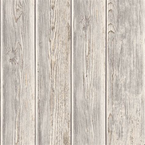 rustic wood faux textured plank panel taupe vinyl feature