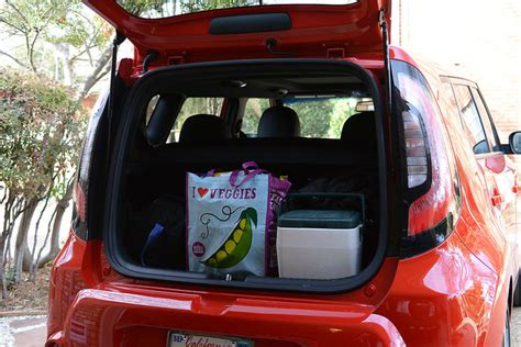 Cargo Space Kia Soul 2014 Kia Soul Three Different Directions