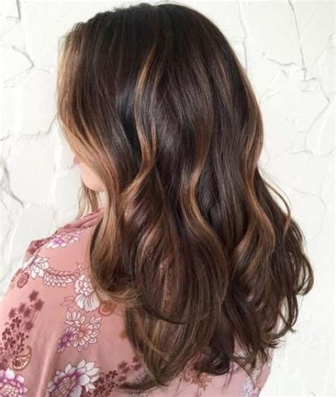 trendy to elegant black hair with caramel highlights 121 best images about hairstyle 2017 on pinterest bob