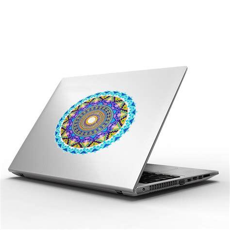 printable macbook stickers aztec mandala vinyl sticker for macbook 13 15 vinyl