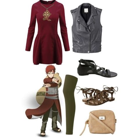 Jaket Style Coklat Gaara 1000 images about anime gt