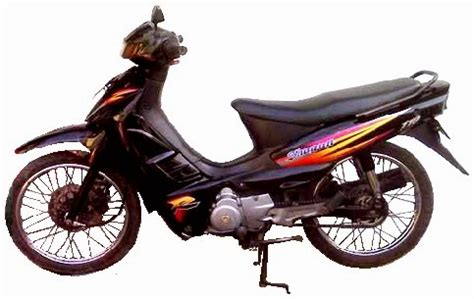 Suzuki Swing 110 Spesifikasi Suzuki Shogun 110 Planet Motocycle