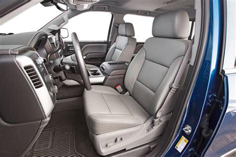 silverado 2016 interior chevrolet silverado 1500 2016 motor trend truck of the