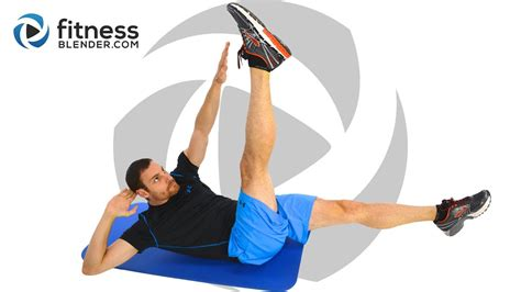 abs workout abs obliques and lower back workout with no equipment