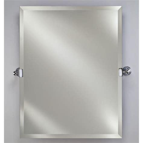 bathroom mirror brackets radiance collection 16 w to 30 w rectangular frameless