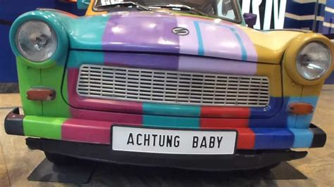 achtung baby an american on the german of raising self reliant children books u2 achtung baby trabant 20th anniversary oberhausen 2011