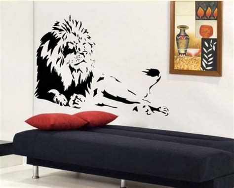 17 best images about home decor animal wall art on pinterest mammals wild animal best blog wild animal wall stickers