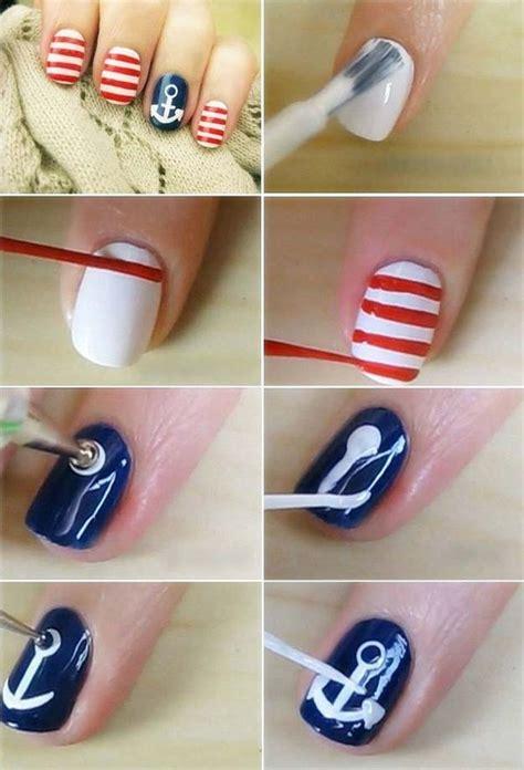 homemade nail art tutorial 31 nail art designs for your beach vacation the goddess