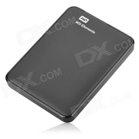 Hardisk Wd Black wd elements portable 2 5 quot usb 3 0 disk drive hdd