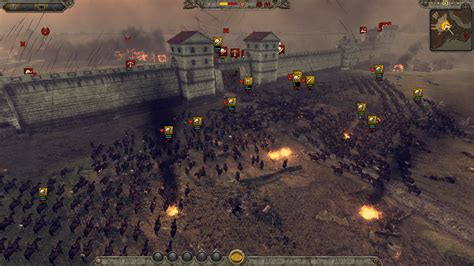 total siege creative assembly total war attila review reviews the