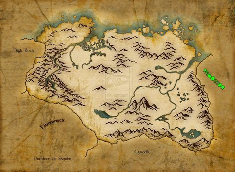 map wallpapers skyrim map wallpapers wallpaper cave