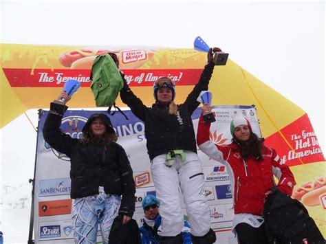 sci club pavia grande successo al tonale sotto 20 cm di neve per
