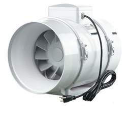 home depot duct fan inductor 8 in in line duct booster fan db208 the home depot