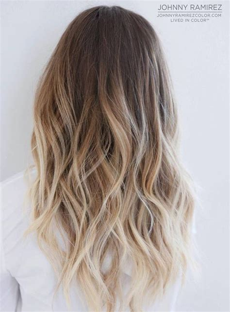 25 best ideas about light brown ombre on