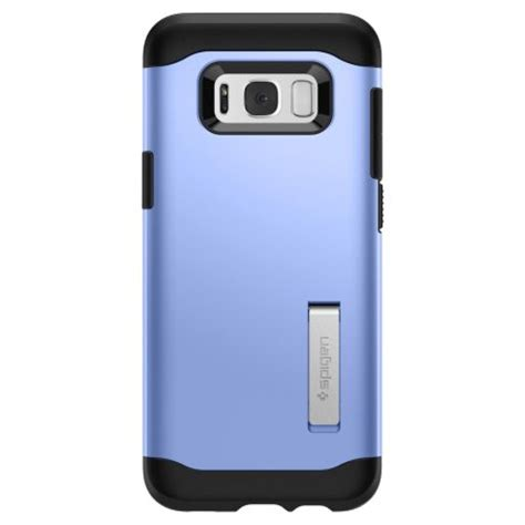 Spigen Galaxy S8 Slim Armor Metal Slate Promo spigen slim armor samsung galaxy s8 tough blue