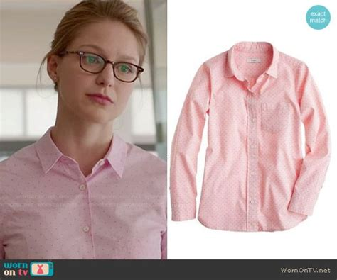 Blouse Big Kara 10 images about supergirl style clothes by wornontv on cats benoist and