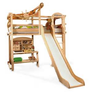 Bunk Bed With A Slide Bunk Beds For With Slide Bedroom Ideas Pictures