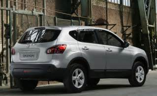 Nissan Qashqai 2009 Review Car And Driver