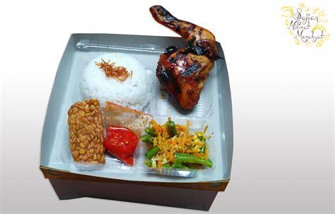 Nasi Kotak Paket Keren Ayam Goreng Serundeng paket nasi ayam bakar madu 187 nasi kotak kedai kayumanis