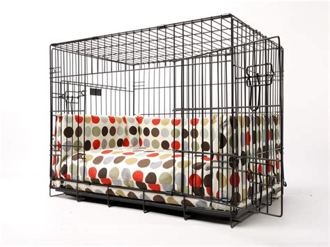 bumpers and beds dog crate mattress and bed bumper set from charley chau