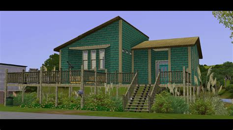 houses on the mod the sims 10 flats a twinbrook stilt home