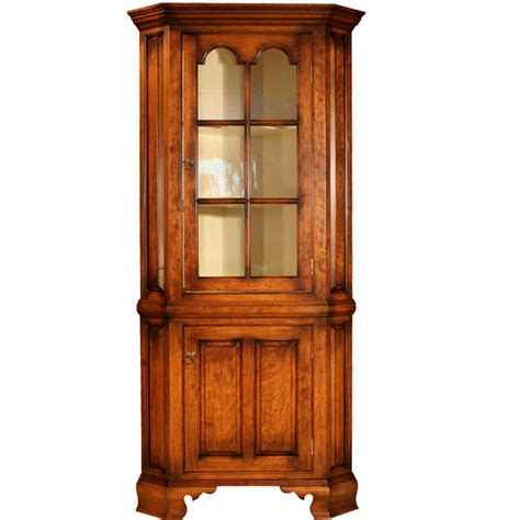 d r dimes six light corner cupboard cupboards corner