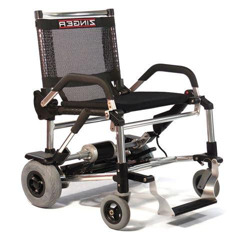 zinger classic la silla de ruedas electrica mas ligera  plegable tecmoving