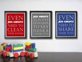 Star Wars Decor nursery art print star wars decor children by fittoprintdesigns