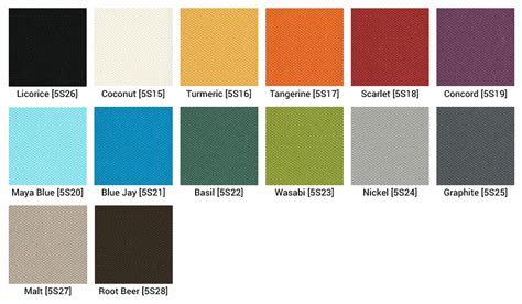 Comfort Colors Color Swatch by Comfort Colors Color Swatch 1 Freeware