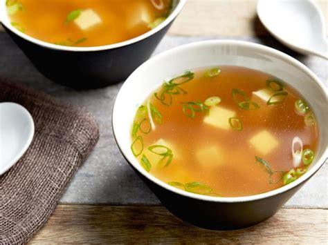 miso soup recipe food network kitchen food network