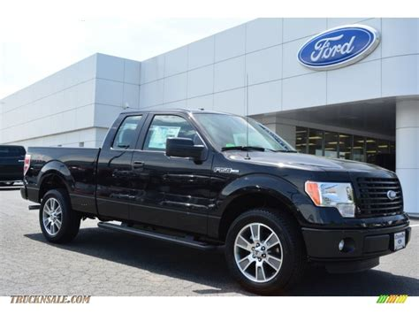 2014 Ford F150 Stx by 2014 Ford F150 Stx Supercab In Tuxedo Black B66829