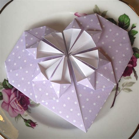 Origami Wedding Cards - origami wedding card by paperbuzz