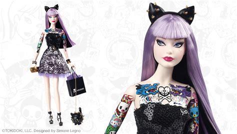 black doll 2015 tokidoki 10th anniversary doll