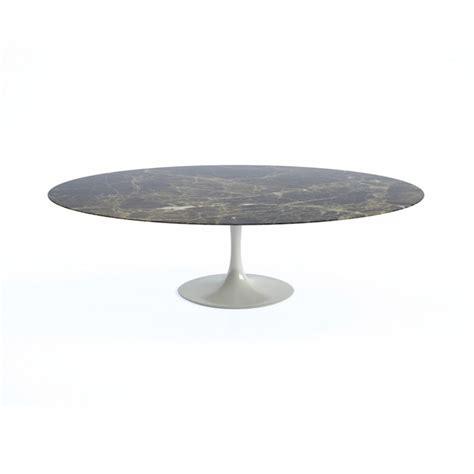 saarinen dining table marble oval large