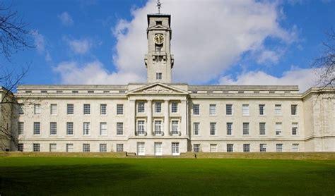 The University Of Nottingham Wedding Venue Nottingham
