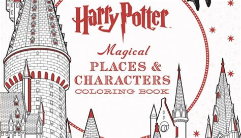 harry potter coloring books barnes and noble color your favorite tv shows barnes noble