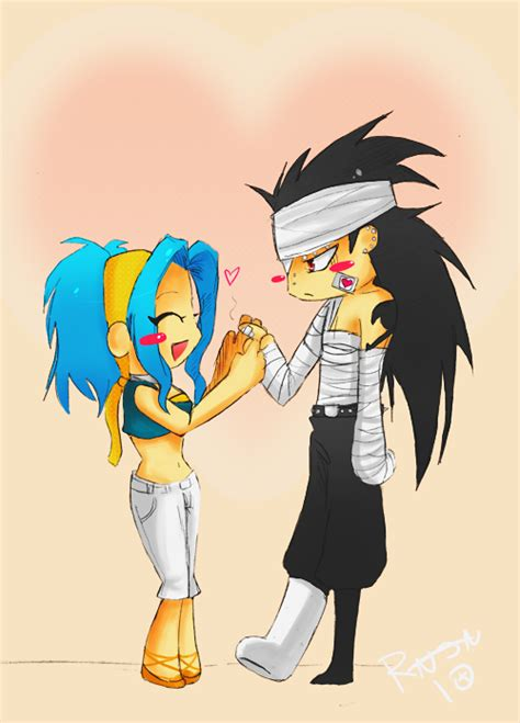 gajeel and levy gajeel x levy images gajeel x levy wallpaper and