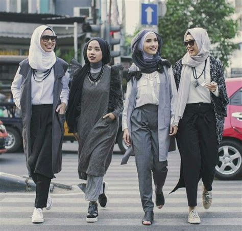 2017 Street Style Hijab Fashion ? Girls Hijab Style