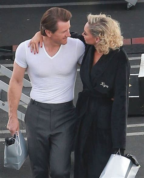 robert herjavec and kym johnson talk dating rumors are robert herjavec and kym johnson dating shark tank star