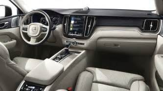 Volvo Xc60 Interior Volvo Xc60 2017 Dimensions Boot Space And Interior